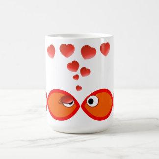 Christian Valentine Orange v2 Coffee Mug