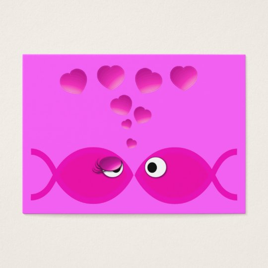 Christian Valentine Pink v2 Tract Card /