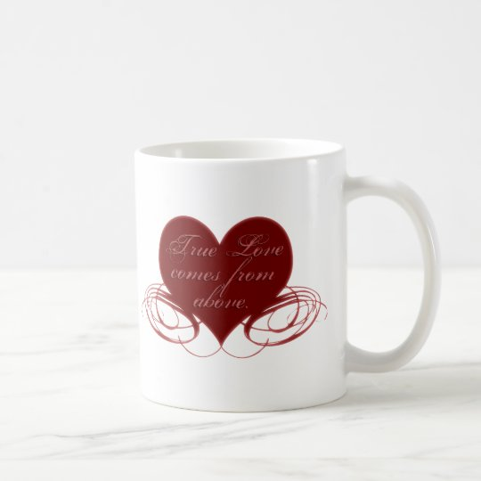 Christian Valentine's Day Cards, Tees & Gifts Coffee Mug