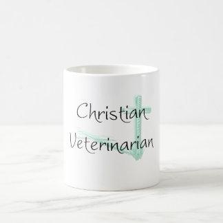 Christian Veterinarian Cup Coffee Mug