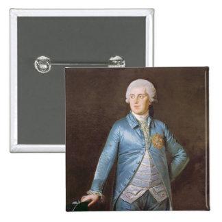 Christian VII  1788 Button