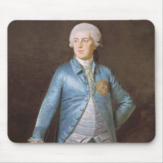 Christian VII  1788 Mouse Pad