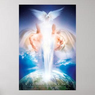 Christian wall art - HOLY SPIRIT