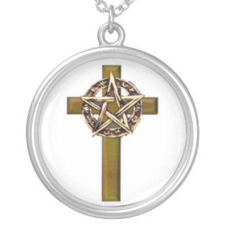 Christian Witch Necklace