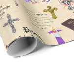 Christian Wrapping Paper