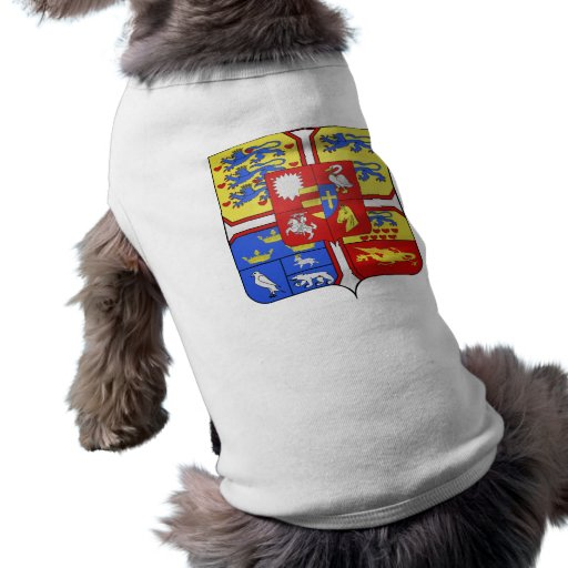 Christian X de Danemark, Dinamarca Camisetas De Perrito