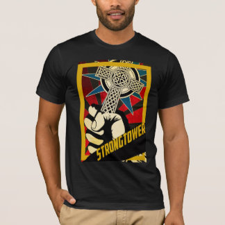 Christian Youth College Graphic Tee - Obey Style
