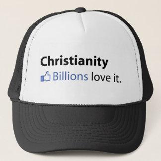Christianity; Billions Love It Trucker Hat
