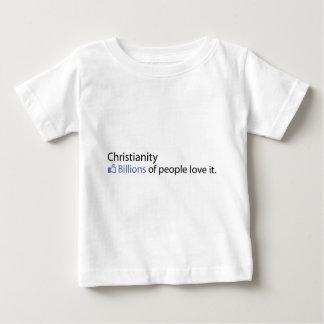 Christianity; Billions of People Love It T Shirt