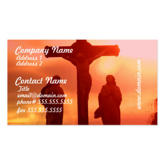 Christianity Business Cards