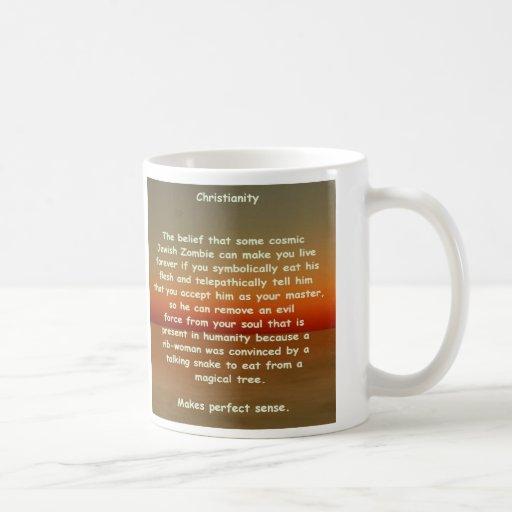 christianity coffee mugs