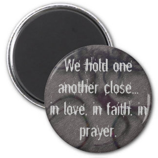 Christianity Designs 2 Inch Round Magnet