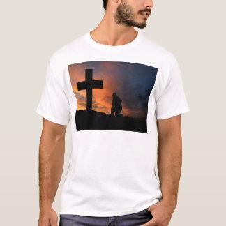 Christianity Faith Cross Jesus Peace Love Destiny T-Shirt