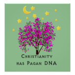 Christianity Has Pagan DNA Posters