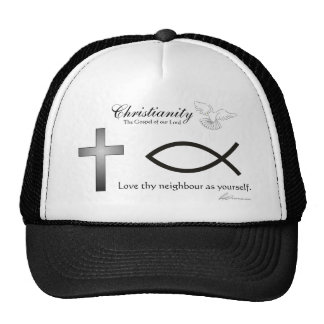 Christianity - Hat