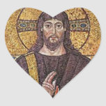 Christianity Heart Sticker