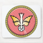 Christianity Icon Mousepads