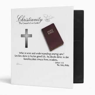 Christianity - Passage binder