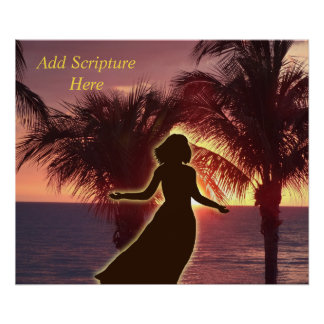 Christianity Poster Prints Add Your Scripture