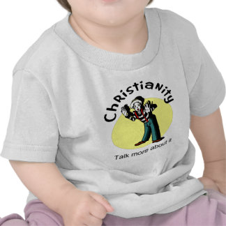 Christianity Talk more about it with mime Tees