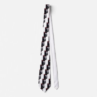 Christianity The Cross The 6th Seal Neck Tie