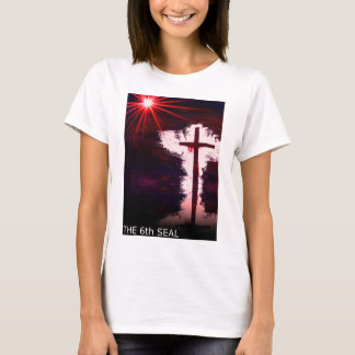 Christianity The Cross, The 6th Seal T-Shirt