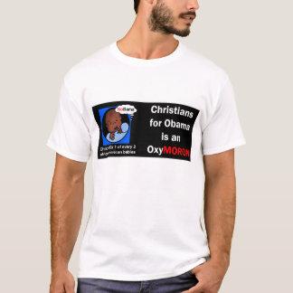 Christians for Obama T-Shirt