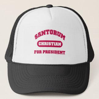 Christians for Santorum Trucker Hat
