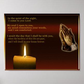 christians-prayer poster