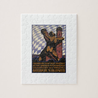 Christians! Shall Spartacus tear_Propaganda Poster Jigsaw Puzzle