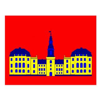 Christiansborg Palace Postcard