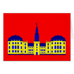 Christiansborg - yellow card