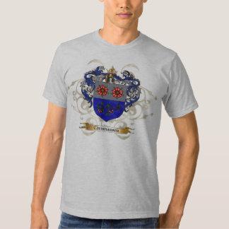 Christiansen Coat of Arms T-Shirt