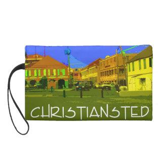 Christiansted wristlet