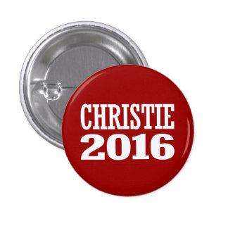 CHRISTIE 2016 1 INCH ROUND BUTTON