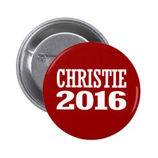 CHRISTIE 2016 2 INCH ROUND BUTTON