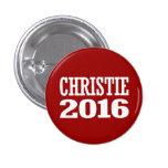CHRISTIE 2016 PINS
