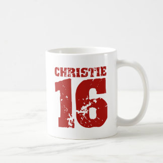 CHRISTIE 2016 UNIFORM DISTRESSED -.png Mugs