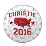 CHRISTIE 2016 UNITER DE CHRIS TABLA DARDOS