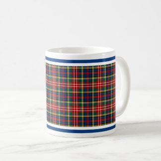 Christie Clan Tartan Coffee Mug