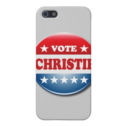 CHRISTIE DEL VOTO iPhone 5 CARCASA