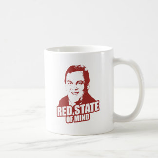 CHRISTIE RED STATE OF MIND -.png Coffee Mug