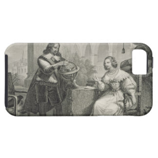 Christina (1626-89) Queen of Sweden, from a series iPhone SE/5/5s Case