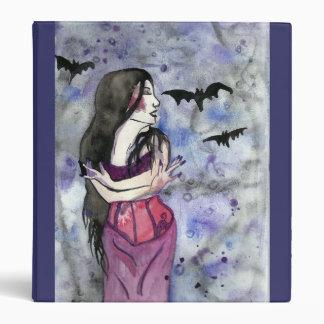 Christina Death Vampire Binder