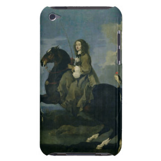 Christina of Sweden (1626-89) on Horseback, 1653 ( Barely There iPod Cases