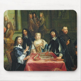 Christina of Sweden and her Court: detail of Mouse Pad