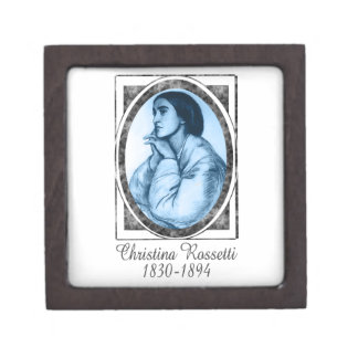 Christina Rossetti Caja De Regalo De Calidad