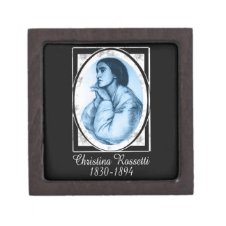 Christina Rossetti Caja De Joyas De Calidad