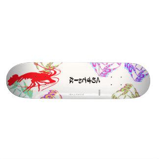 Christina Skateboard Deck