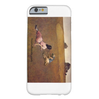 Christina's World With Wimsey the Bloodhound Barely There iPhone 6 Case